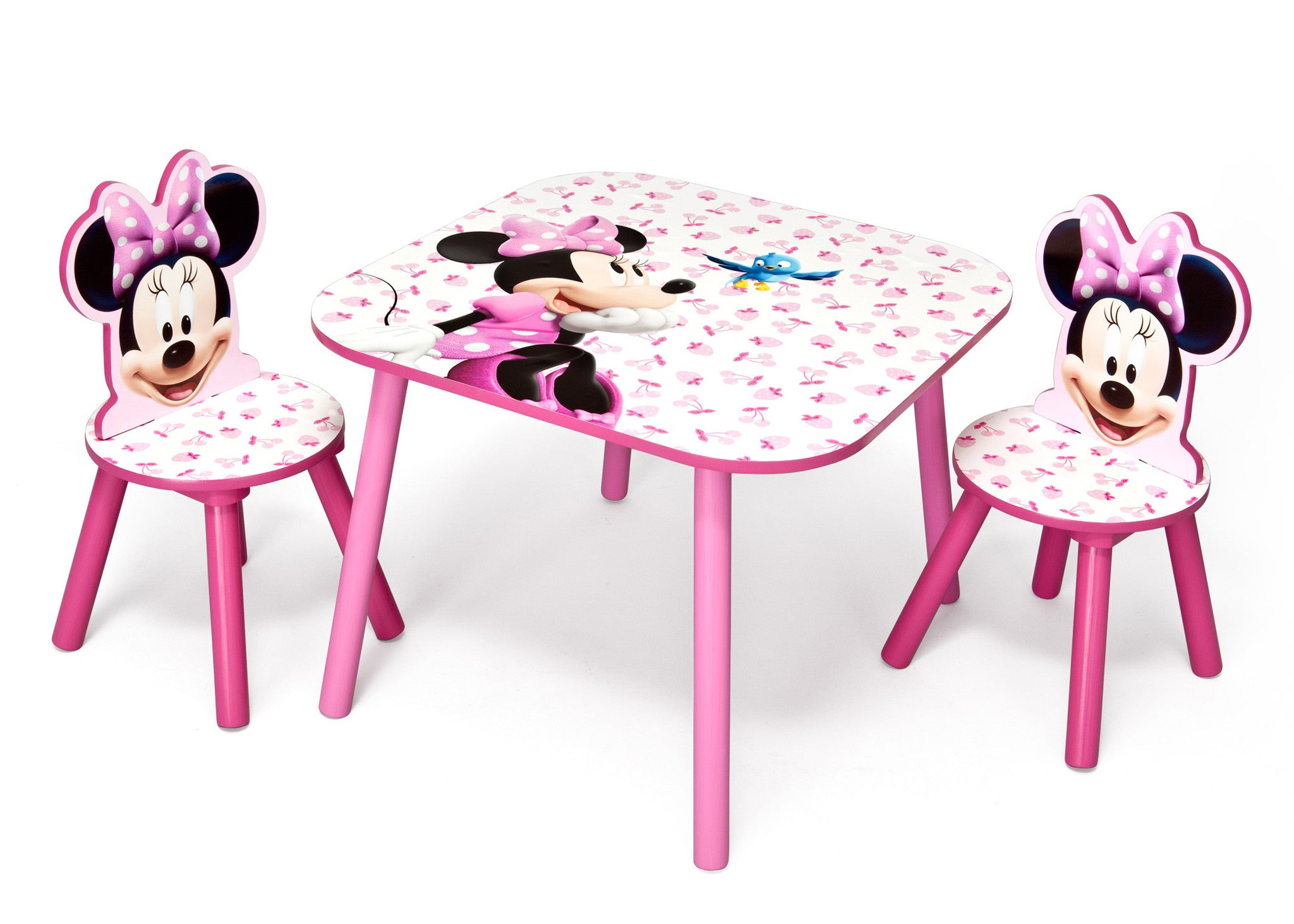 Minnie Mouse Table And Chair Set Delta Children Eu Pim