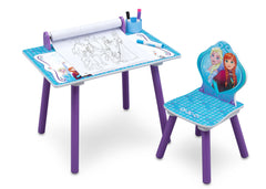 Delta Children Frozen Activity Desk with Paper Roll a2a