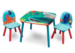 Delta Children Finding Dory Table and Chair Set, Left View a2a