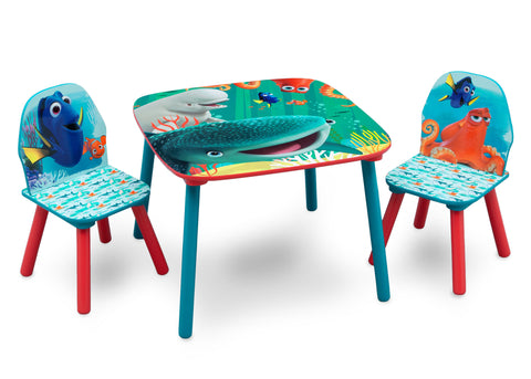 Disney/Pixar Finding Dory Table and Chair Set