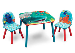 Delta Children Finding Dory Table and Chair Set, Right View a1a