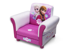Delta Children Frozen Upholstered Chair Left View a2a