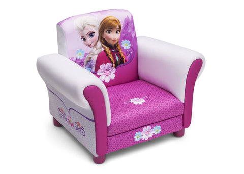 Frozen Upholstered Chair