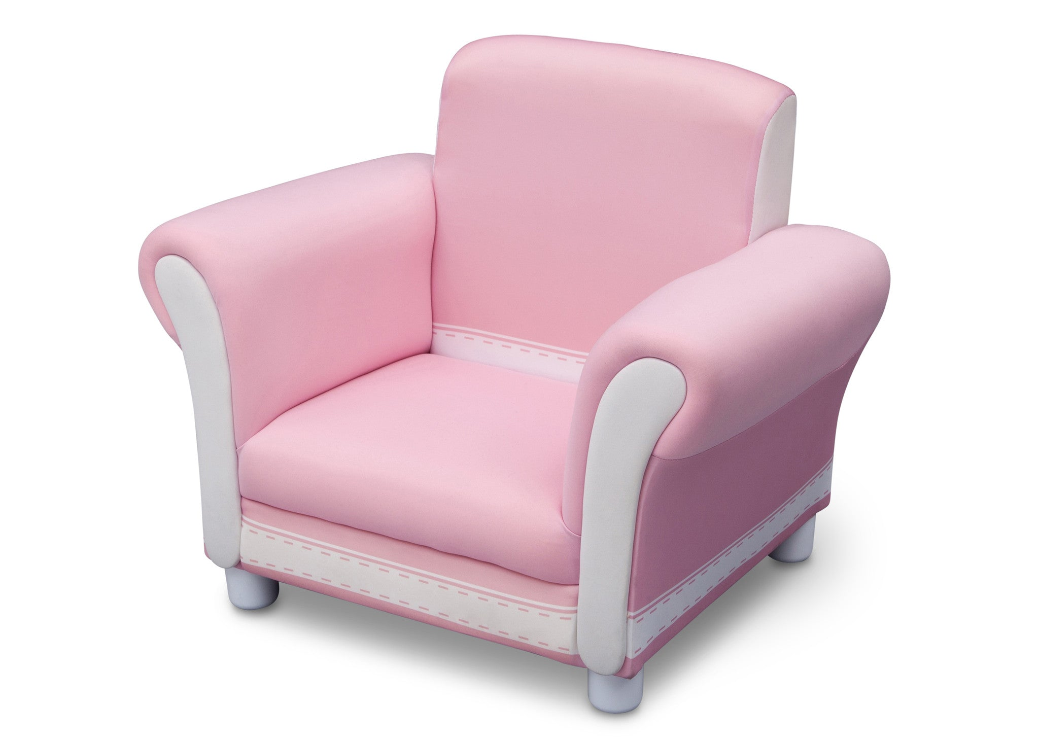 Generic Pink Upholstered Chair Delta Children Eu Pim
