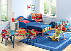 Delta Children PAW Patrol Toddler Bed, Room View a3a