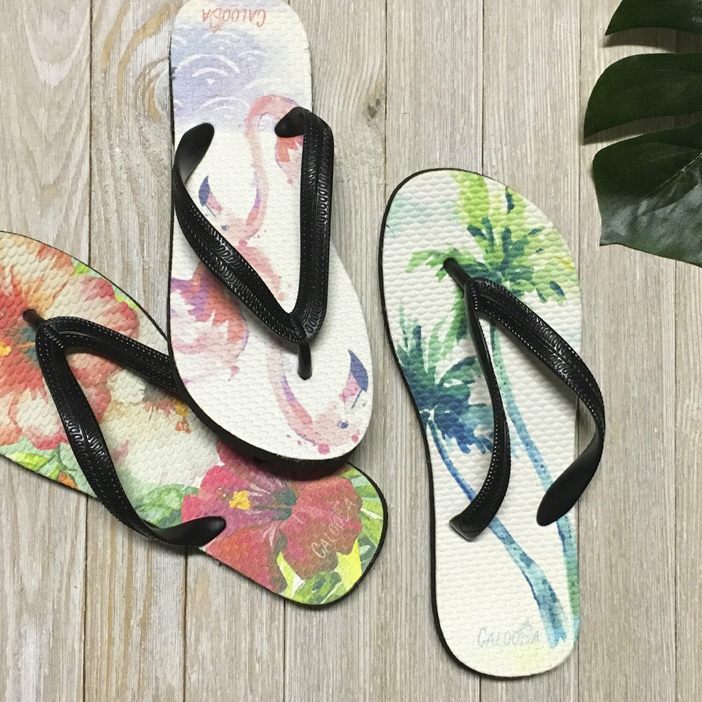 LET'S CELEBRATE NATIONAL FLIP FLOP DAY!!