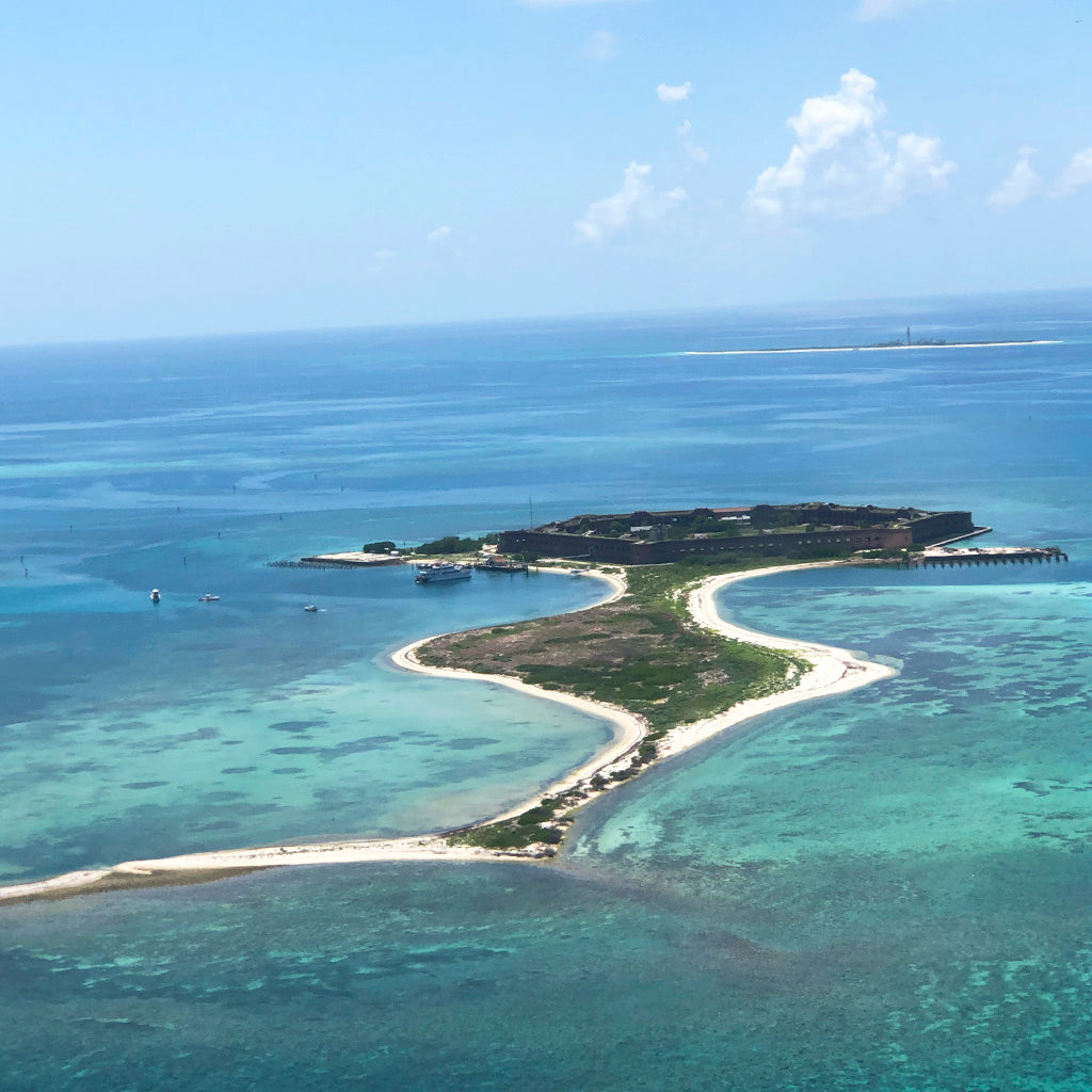 POSTCARDS FROM THE DRY TORTUGAS
