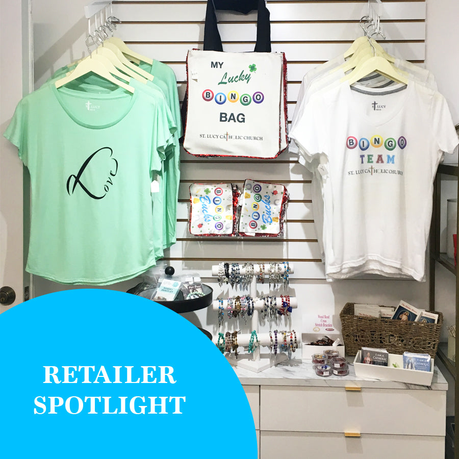 RETAILER SPOTLIGHT: ST. LUCY HOLY SHOP