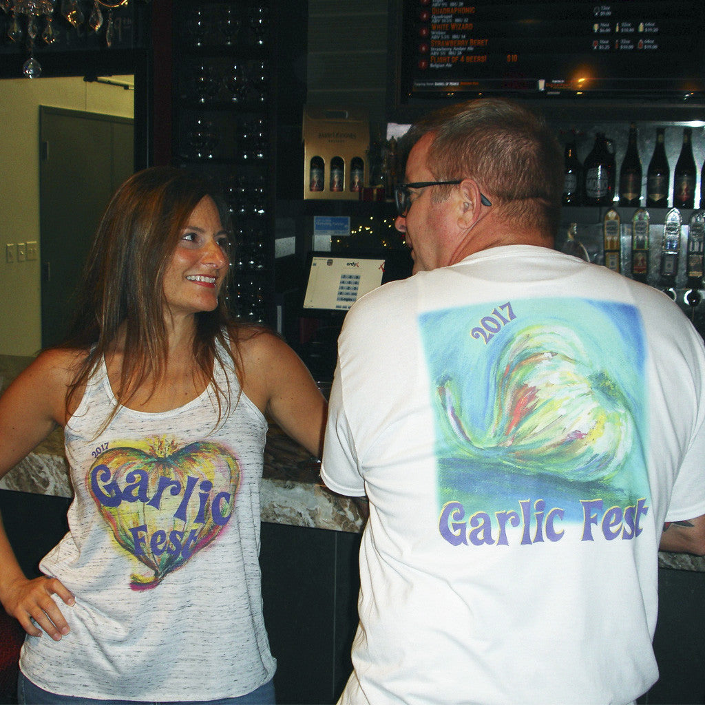"CALOOSA WATERWEAR PARTNERS WITH GARLIC FEST; HELPING TO MAKE IT THE ""BEST STINKIN' PARTY IN SOUTH FLORIDA"""