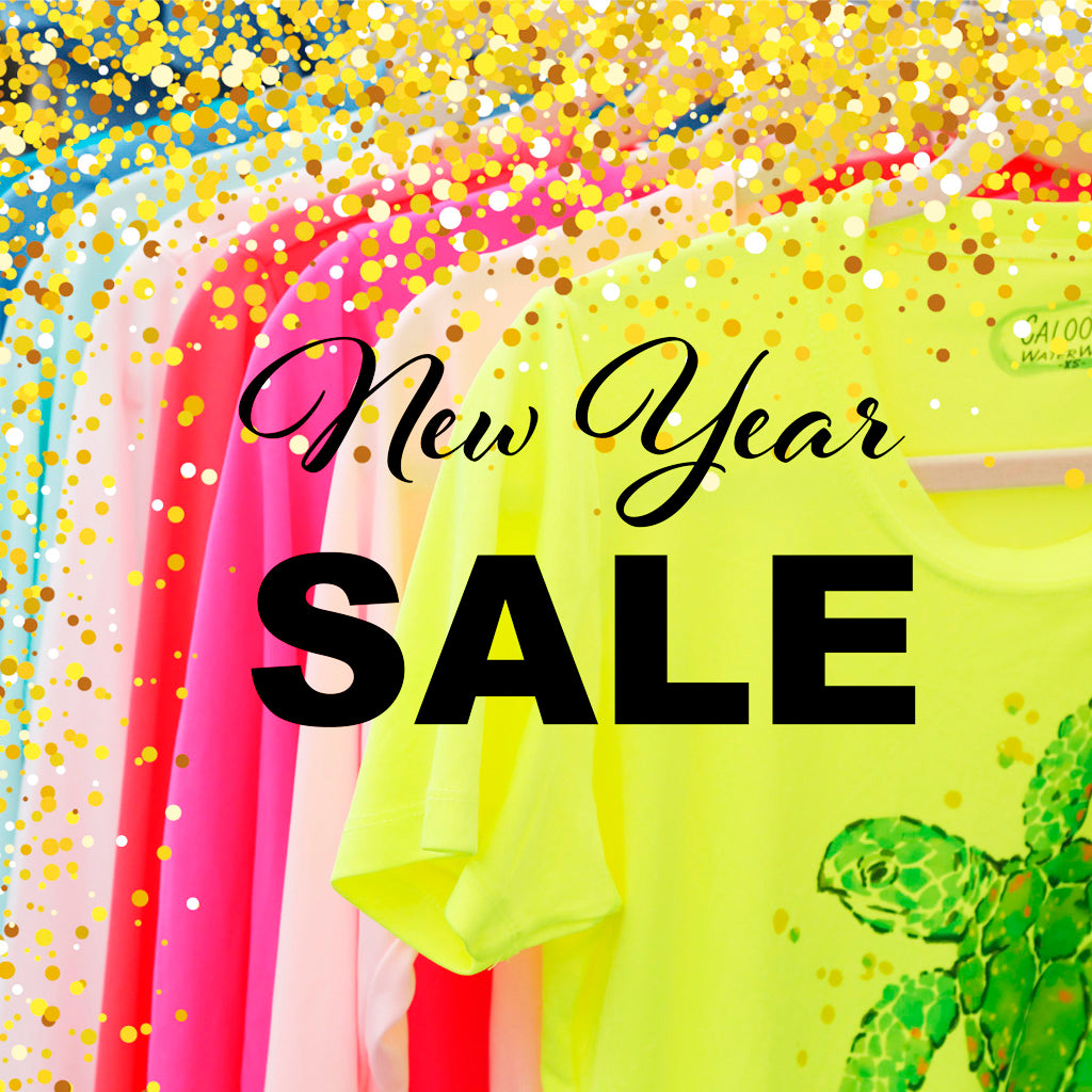RING IN THE NEW YEAR WITH SAVINGS