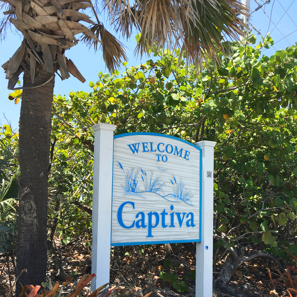 POSTCARDS FROM CAPTIVA ISLAND