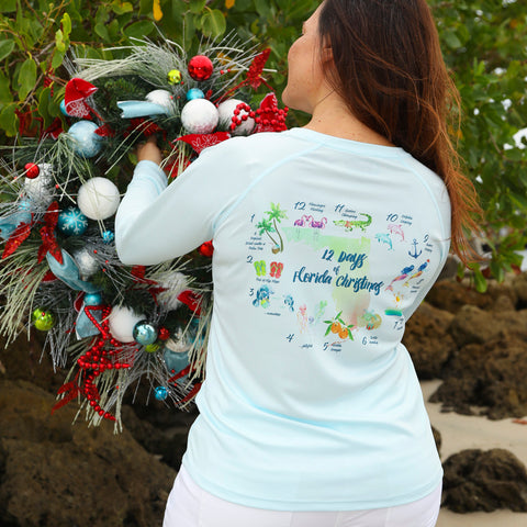 12 Days of Florida Christmas Ultra Comfort Shirt