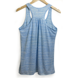 Butterfly Racer Back Tank Top