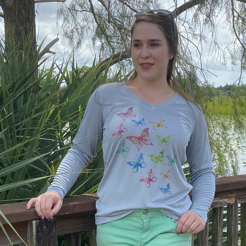Butterfly Ultra Comfort Shirt