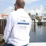 Caloosa Custom Designed Performance Fishing Shirt