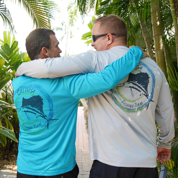 CALOOSA FISHING TEAM ULTRA COMFORT SHIRT