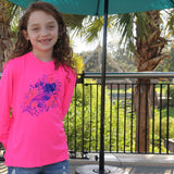 Caloosa Kids Mermaid Ultra Comfort Shirt