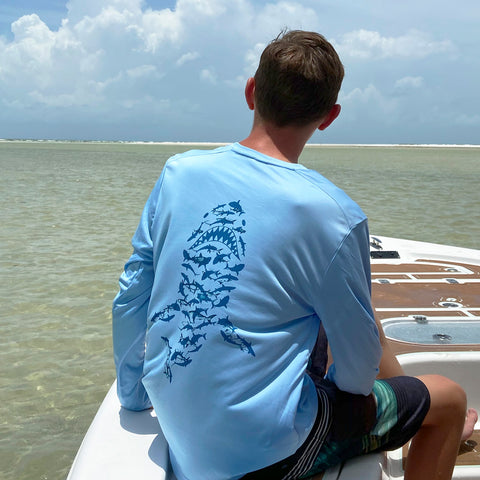 Camo Shark Ultra Comfort Shirt