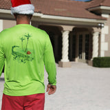 CHRISTMAS ALLIGATOR ULTRA COMFORT SHIRT