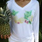 Dancing Pineapples Ultra Comfort Shirt