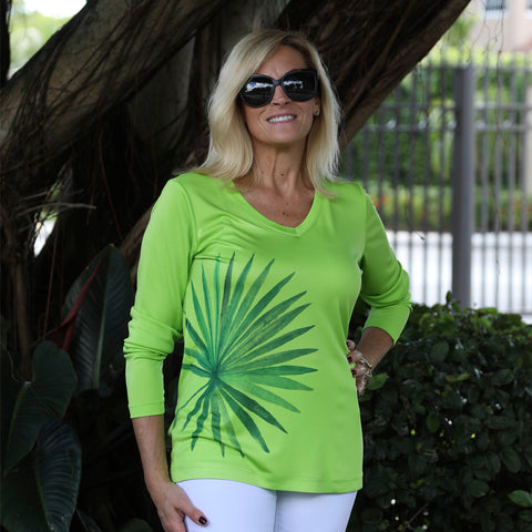 Fan Palm Ultra Comfort Shirt