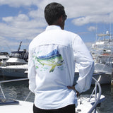 MAHI PERFORMANCE FISHING SHIRT