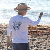 GREAT WHITE SHARK ULTRA COMFORT SHIRT