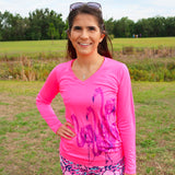 Hot Flock Flamingo Ultra Comfort Shirt