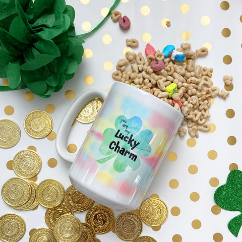 Lucky Charm Coffee Mug