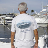 Caloosa Custom Designed Cotton Blend T-Shirt