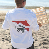LOBSTER DIVE PERFORMANCE FISHING SHIRT