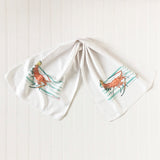 Spiny Lobster Apron and Dish Towel Set