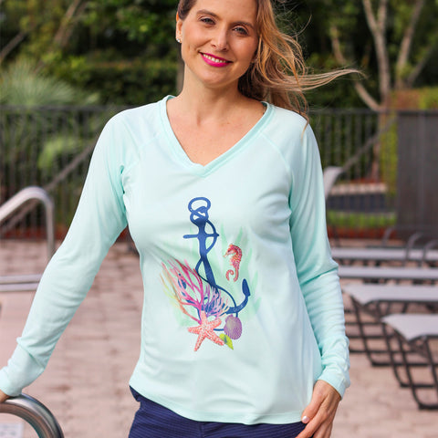 Anchor Under the Sea Ultra Comfort Shirt