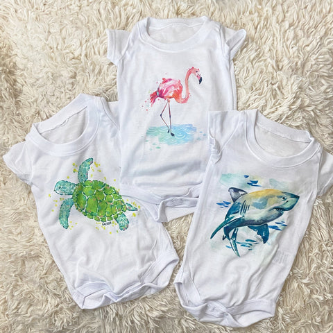 Caloosa Baby One Piece Body Suits