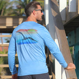 Fishing at Sunset Ultra Comfort Shirt