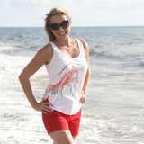 Florida Lobster Scoop Neck Tank