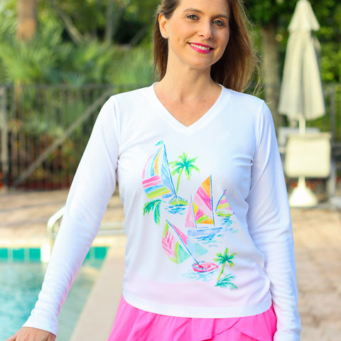 Sail Away Ultra Comfort Shirt