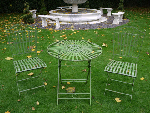 Light Metalware Garden Furniture Furniture Checklist