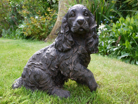 Cute Dog Garden Ornament