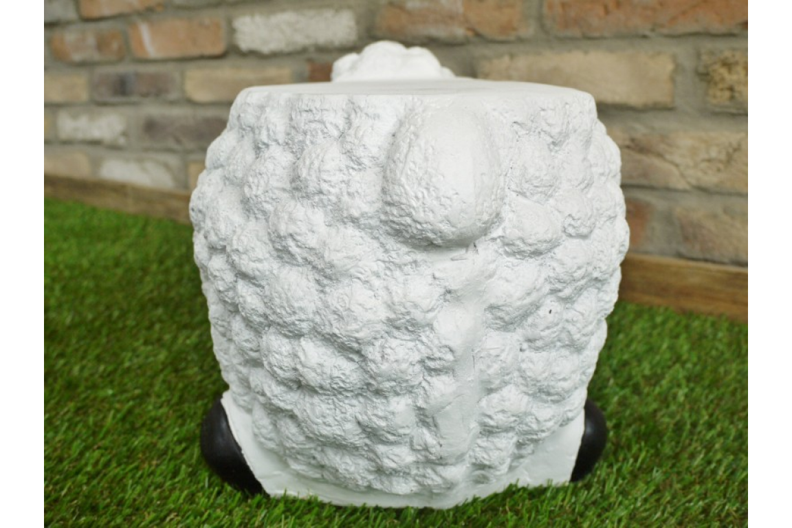 Resin Sheep Garden Stool Ornaments Amp Lawn Statues