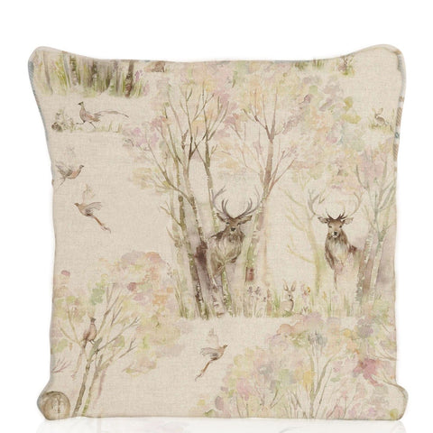 Enchanted Forest Cushion Covers / Bolster Cushion | furniturechecklist.co.uk