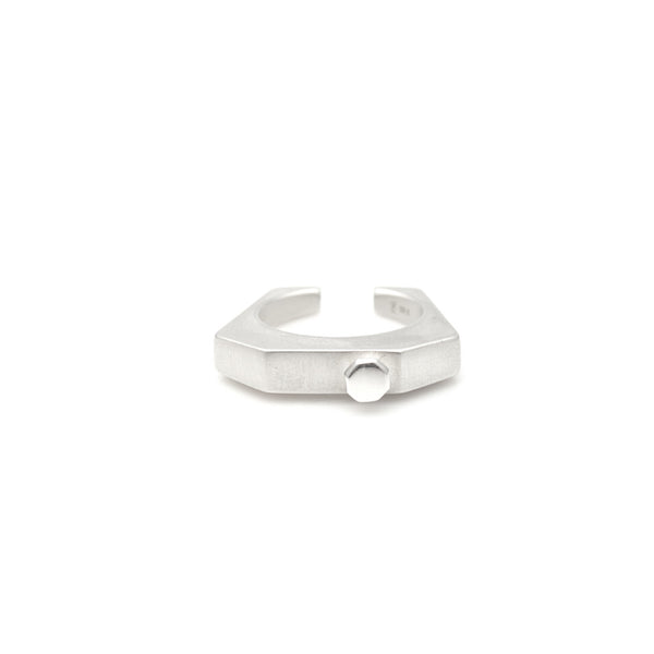 Diamond Rock ring (Matte)