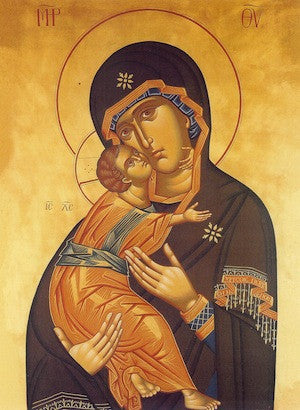 "Theotokos ""Tenderness"" icon (9)"