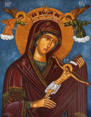 "Theotokos of ""Harou"" icon"