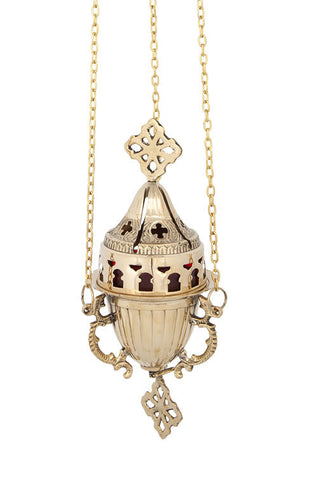 Hanging Vigil Oil Lamp KK-137B