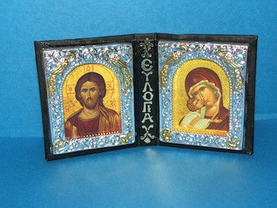 Travel Icon Diptych (ID-M)