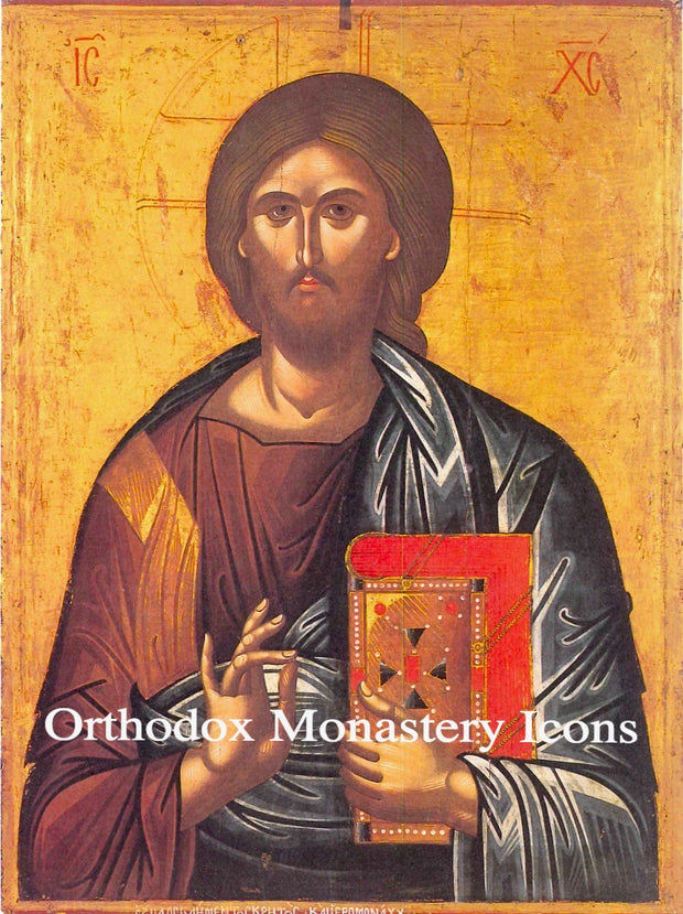 "Jesus Christ ""Pantocrator"" icon ( 3 )"