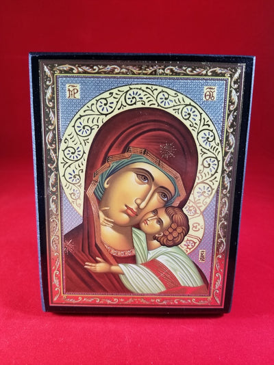 "Theotokos ""Tenderness"" Icon (SP) (1)"