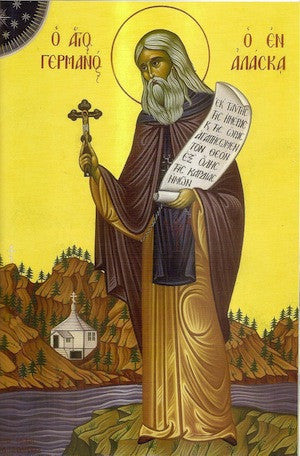 St. Herman of Alaska icon (2)