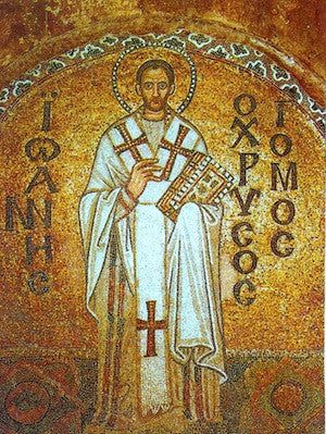 St. John Chrysostom icon (2)